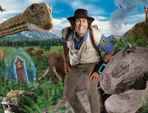 Andy's Prehistoric Adventures (CBeebies)