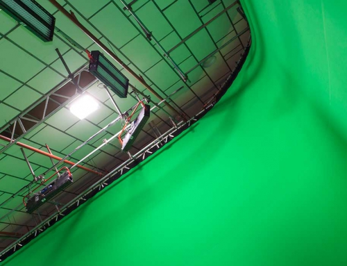 Studio 3 Green Screen
