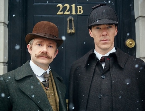 Sherlock: The Abominable Bride (BBC One)