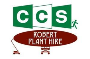 CCS / Robert Plant Hire logo