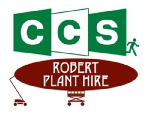CCS / Robert Plant Hire
