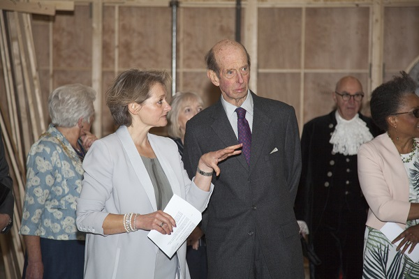 Fiona Francombe describes how The Spanish Princess came to be made in Bristol