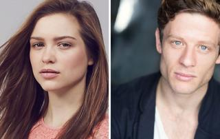 Sophie Cookson, James Norton