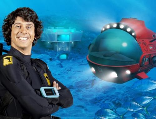 Andy's Aquatic Adventures (CBeebies)