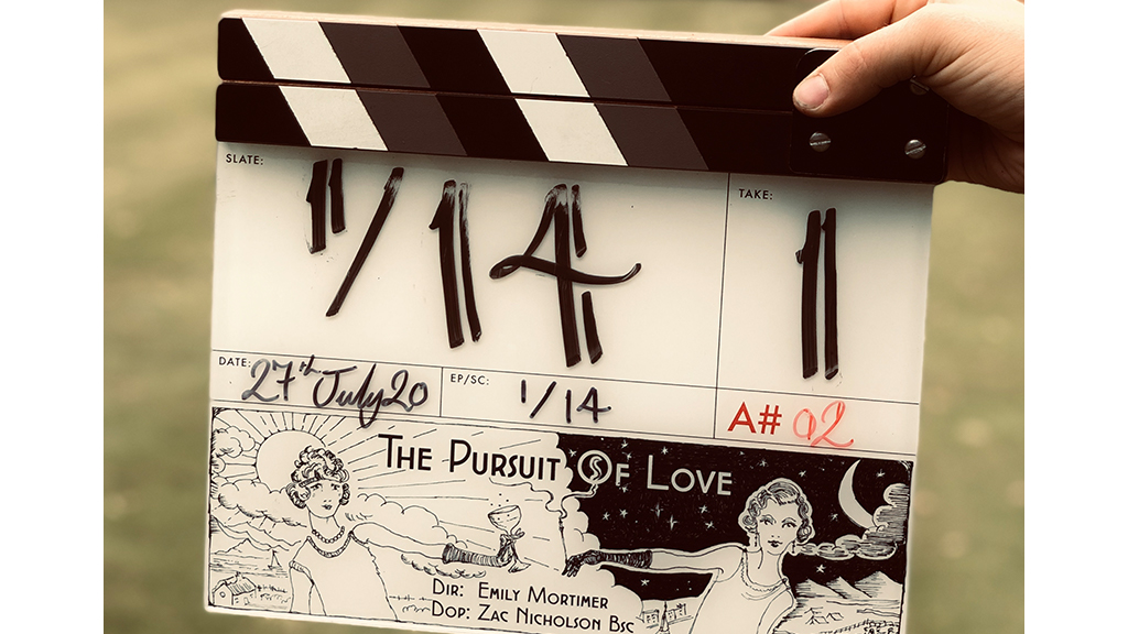 The Pursuit of Love (image courtesy BBC)